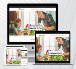 Tarım Zıraat Web Sitesi Farm v3.0