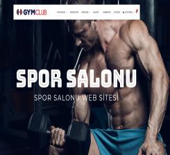 Spor Salonu Web Paketi Flux v3