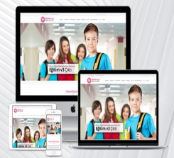 Eğitim Kurumları Web Sitesi Educat v3.0 OFM0284