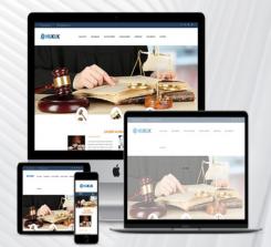 Avukat / Hukuk Bürosu Web Paketi v2,5