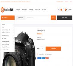TemaTurk E-commerce Midi